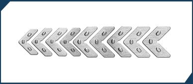 不锈钢组角片